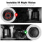HD 1080P 3000TVL 4-in-1 TVI/AHD/CVI/Analog 940nm Invisible IR Bullet Security Camera