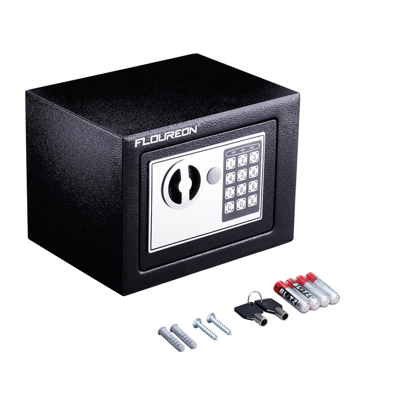 4.6L Electronic Digital Solid Steel Security Safe Box Keypad Lock