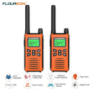 22 Channel Walkie Talkies, Adults Kids Two-Way Radio -4Pcs Orange US