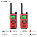 22 Channel Walkie Talkies, Adults Kids Two-Way Radio -4Pcs Red US