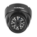 HD 1080P AHD CCTV DVR 3000TVL Outdoor 24-LED Night Vision Security Camera