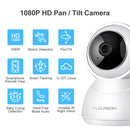HD 1080P YI IOT Wireless IP Pan/Tilt Security Camera with Smart Tracking
