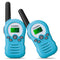 8-22 Channel Walkie Talkies License-FREE - FR388A 2pcs Blue