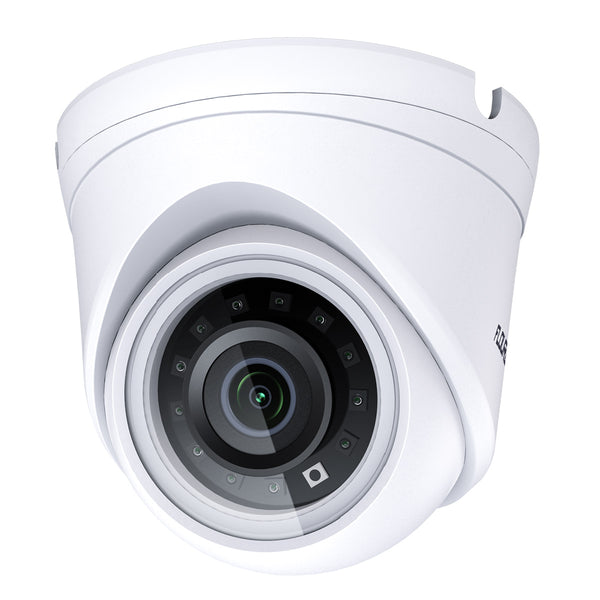 HD 1080P 3000TVL 4-in-1 TVI/AHD/CVI/Analog 940nm Invisible IR Dome Outdoor Security Camera