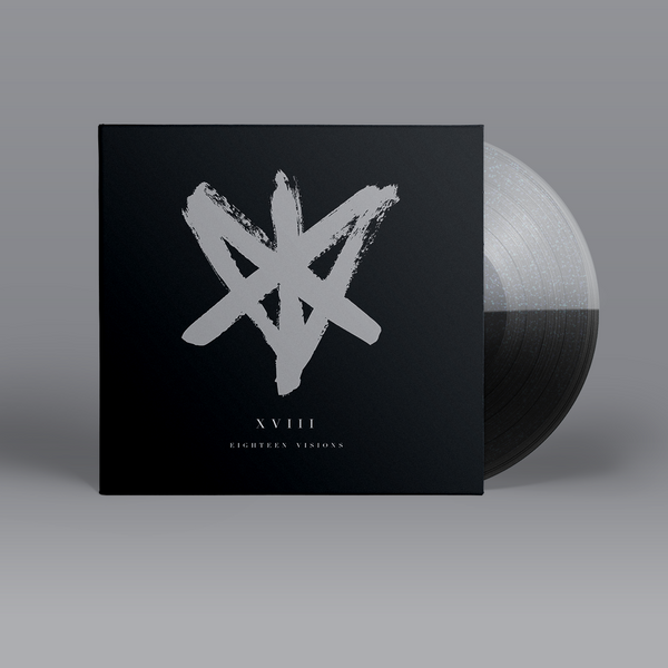 XVIII - Black/Silver Vinyl (limited to 600)