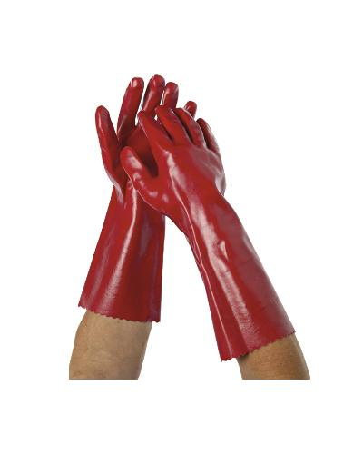 OATES - LIQUID RESISTANT GLOVES 400mm - United Cleaning Supplies