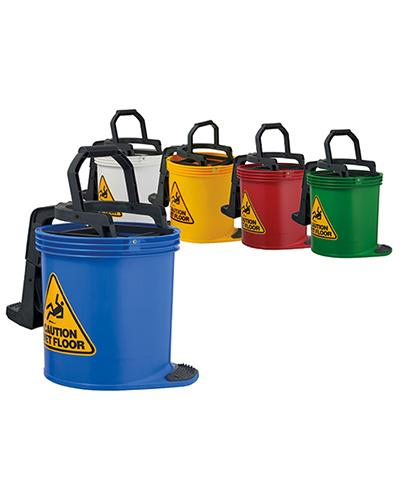 Oates DuraClean® Mark Ii Wringer Bucket - 15L - United Cleaning Supplies