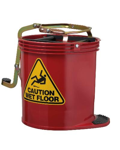 Oates Contractor™ Roller Wringer Buckets -15L - United Cleaning Supplies