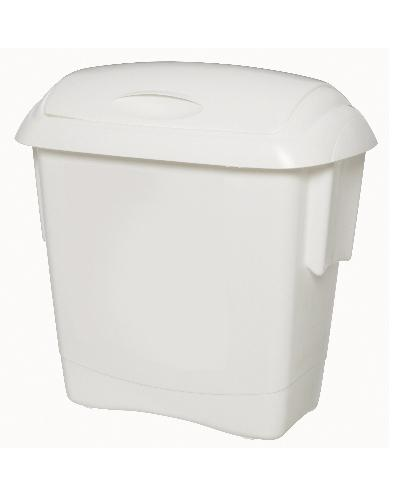 Oates Handy Bin 13L - White - United Cleaning Supplies