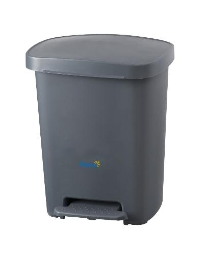 Oates Pedal Bin - Grey 30L - United Cleaning Supplies