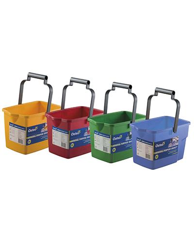 Oates General Purpose Bucket - 9L - United Cleaning Supplies