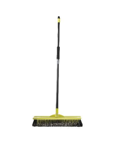 Oates Medium Stiff 450mm Tradesman Broom - United Cleaning Supplies
