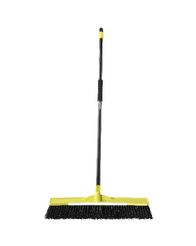 Oates EXTRA Stiff 600mm TRADESMAN BROOM - United Cleaning Supplies