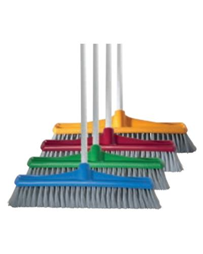Oates Jumbo Indoor Broom 450mm - United Cleaning Supplies