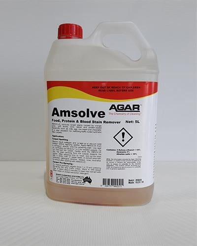 AGAR AMSOLVE 5L - United Cleaning Supplies