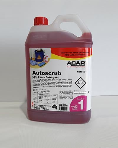 AGAR Autoscrub - United Cleaning Supplies