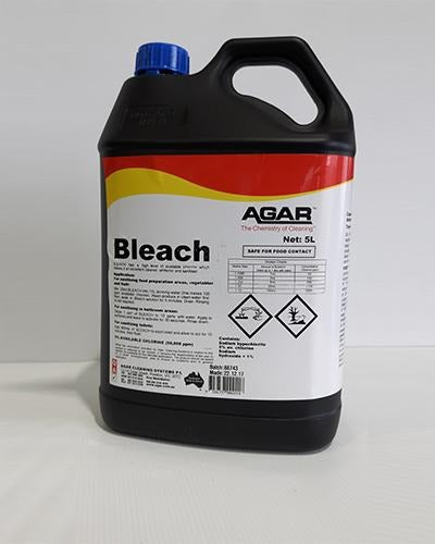 AGAR Bleach - United Cleaning Supplies