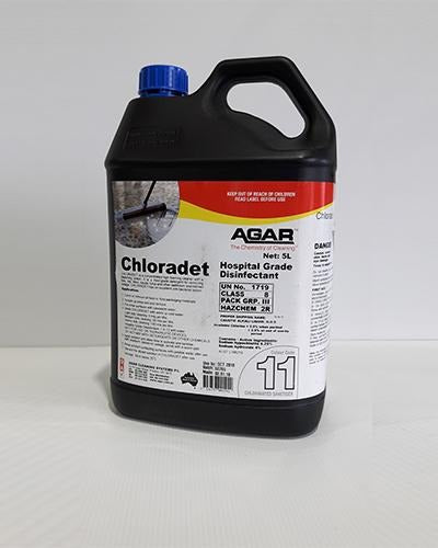 AGAR Chloradet - United Cleaning Supplies