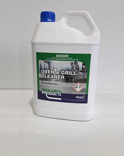Oates Oven & Grill - United Cleaning Supplies
