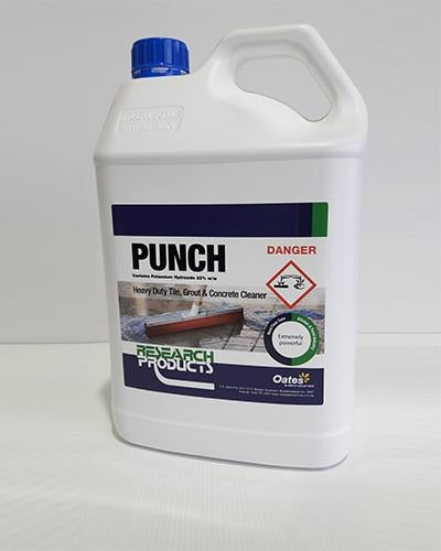 Oates Punch - United Cleaning Supplies