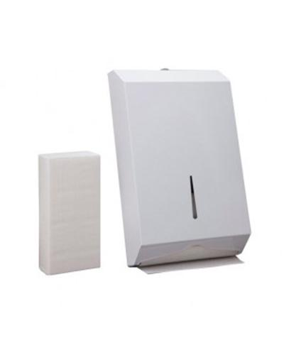 Caprice Compact Towel Dispenser (Metal) - United Cleaning Supplies