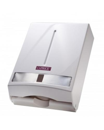 Caprice Interleaved Towel Dispenser (ABS Plastic) - United Cleaning Supplies