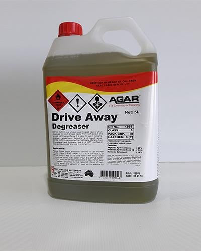 AGAR Drive Away - United Cleaning Supplies