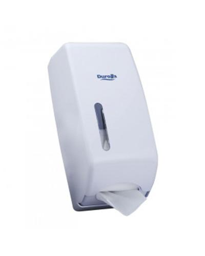 Caprice Interleaf Toilet Tissue Dispenser (ABS Plastic) - United Cleaning Supplies