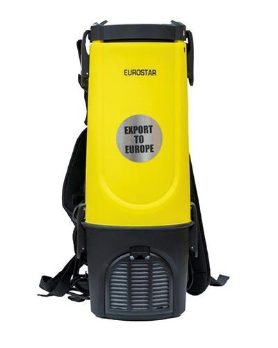 Eurostar Commercial Backpack Vacuum Cleaner - United Cleaning Supplies
