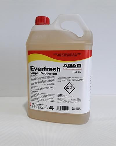 AGAR Everfresh 5L - United Cleaning Supplies