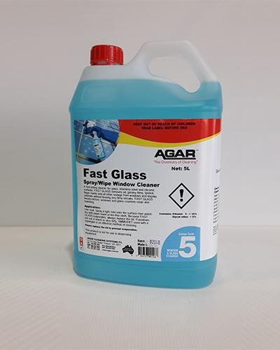 AGAR Fast Glass - United Cleaning Supplies