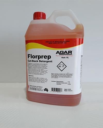 AGAR FLORPREP - United Cleaning Supplies