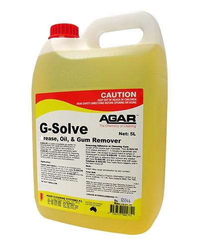 AGAR G-Solve 5L - United Cleaning Supplies