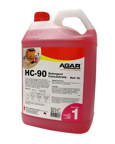 AGAR HC-90 - United Cleaning Supplies
