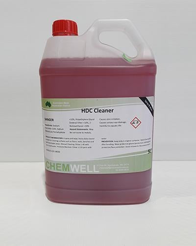 Chemwell HDC Cleaner - United Cleaning Supplies