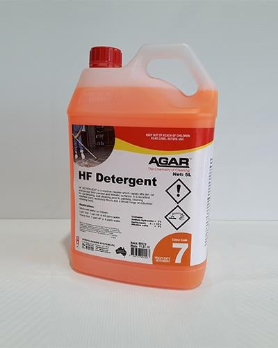 AGAR HF Detergent - United Cleaning Supplies