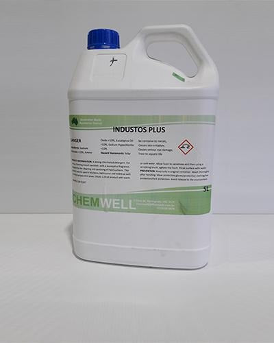 Chemwell Industos Plus - United Cleaning Supplies