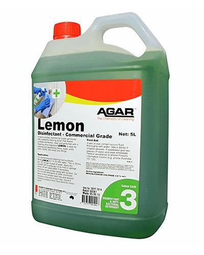 AGAR Lemon - United Cleaning Supplies