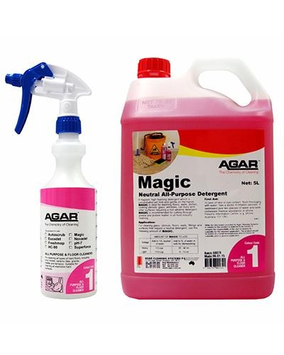 AGAR Magic - United Cleaning Supplies