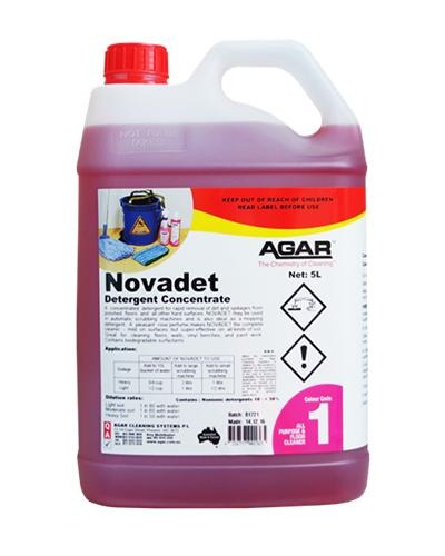AGAR Novadet - United Cleaning Supplies