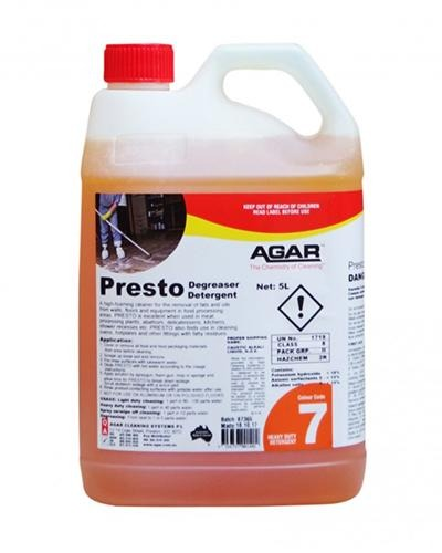 AGAR Presto - United Cleaning Supplies