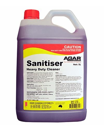 AGAR Sanitiser - United Cleaning Supplies