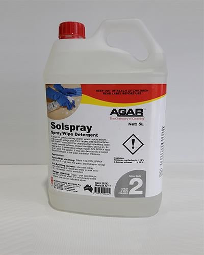 AGAR Solspray - United Cleaning Supplies