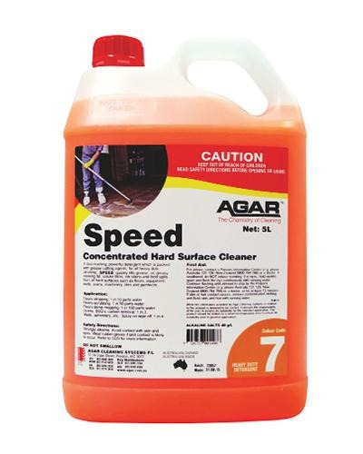 AGAR Speed - United Cleaning Supplies