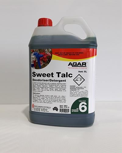 AGAR Sweet Talc 5L - United Cleaning Supplies