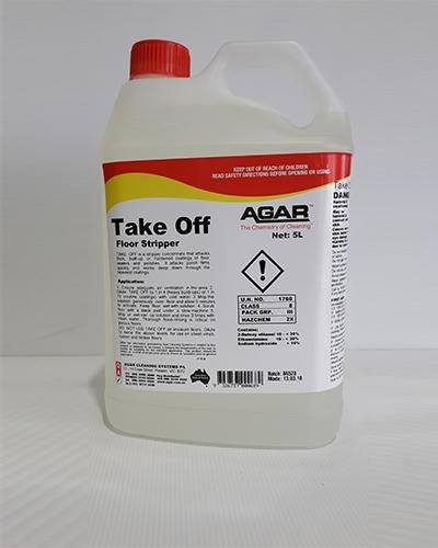 AGAR Take Off - United Cleaning Supplies