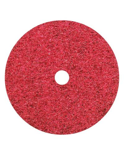 PALLMALL Glomesh Red Spray Buff Regular Speed Floor Pad - Various Sizes - United Cleaning Supplies