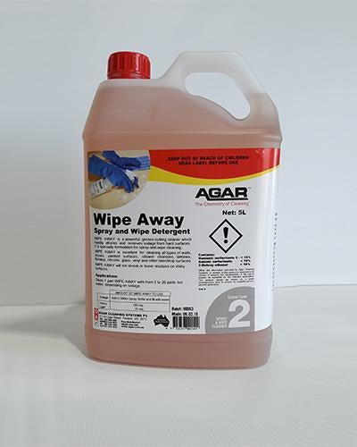 AGAR Wipe Away - United Cleaning Supplies