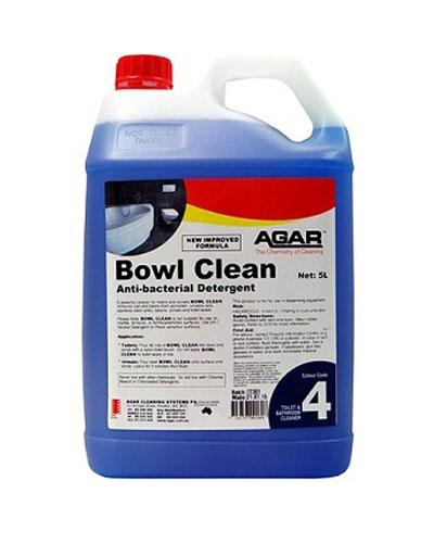AGAR Bowl Clean - United Cleaning Supplies