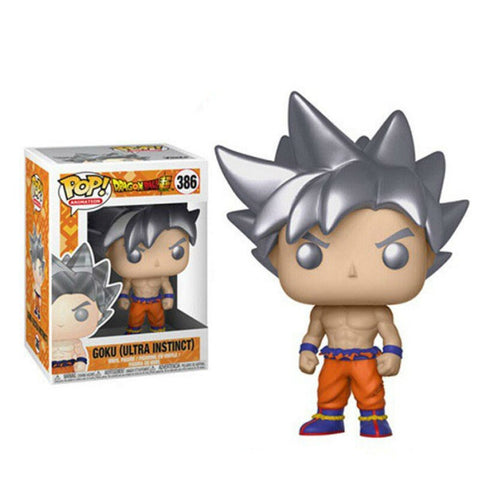Funko Pop Dragon Ball GOKU ULTRA INSTINCT